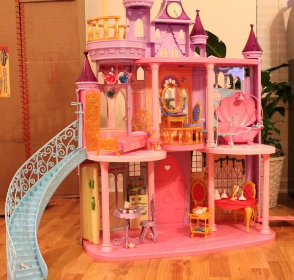 Disney Princess Castles