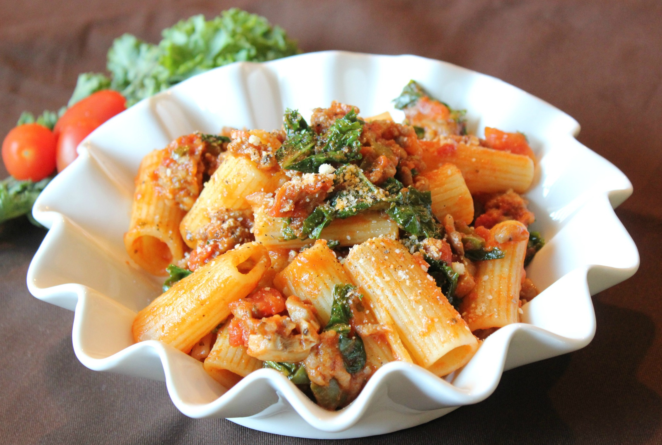 italian rigatoni casserole recipes dishmaps