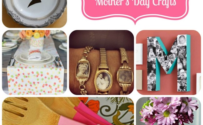20 Last Minute Mother S Day Crafts Simply Being Mommy