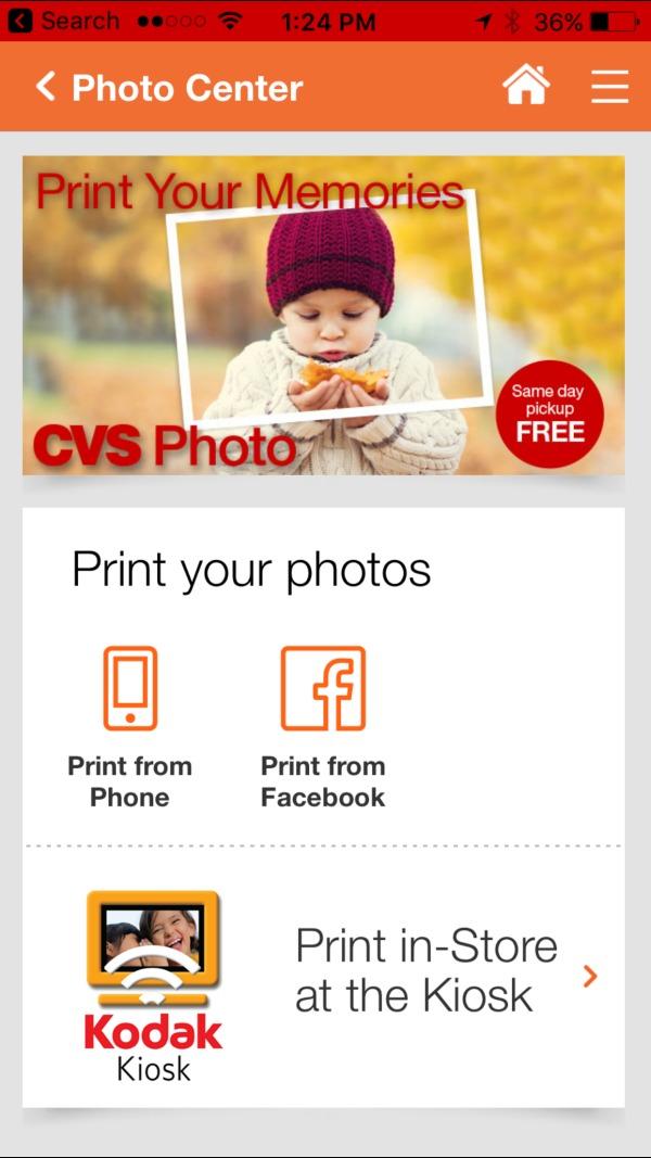 how the cvs app