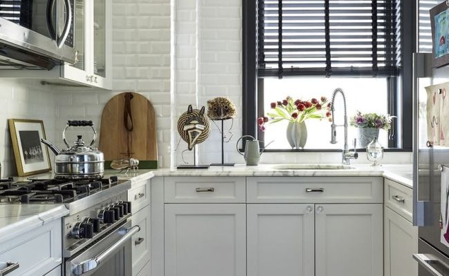 Stylish Small Kitchens Simply Better Living