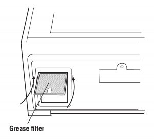 Figure 16 - How to Install an Over-the-Range Microwave Oven