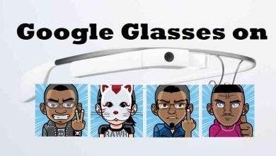 Photo of BSP S2E5 (Google Glasses on)