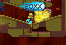 """Photo of """"20XX"""" — Awesome Mega Man-style Roguelike!! *Preview*"""