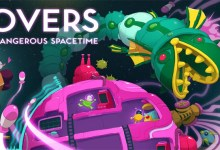 Photo of Lovers in a Dangerous Spacetime: Two against the galaxy!