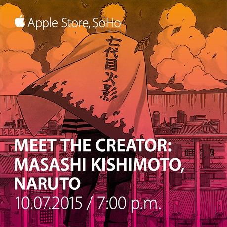 MasashiKishimoto-AppleStoreSoho-Oct7th-7PM-Instagram