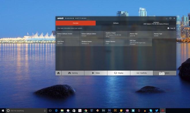 AMD Crimson PC specs