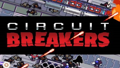 """Photo of """"Circuit Breakers"""" — A Twin-Stick 1990s-style Shoot 'em Up!"""
