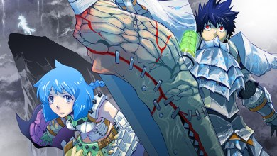 Photo of New Manga Series Inspired by The MONSTER HUNTER Games