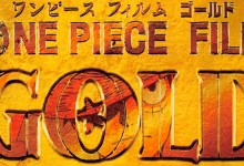 Photo of One Piece Film Gold Lines Up