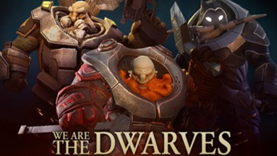 Photo of Game Review: We are The Dwarves . . . IN SPACE!