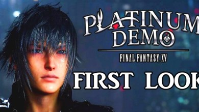 Photo of FINAL FANTASY XV – FIRST LOOK – PLATINUM DEMO GAMEPLAY PS4
