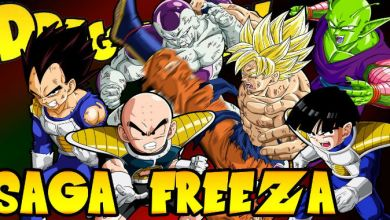 Photo of Dragon Ball Freeza Arc Full  Colour manga to be released in May