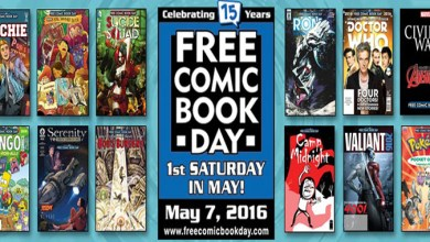 Photo of 2 Free Manga Exclusives for Free Comic Book Day 2016 from VIZ Media