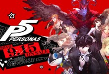 Photo of Persona 5 Is Coming Out on September 15th, 2016 In Japan! 20th Anniversary Edition w/OST and Art Book Announced!