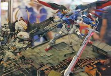 Photo of Bluefin Announces Details for the 2016 Bandai Gunpla Builders World Cup (GBWC)
