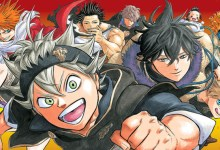 Photo of Fantasy Action Adventure series Black Clover Launches in NA