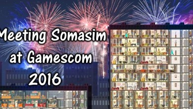 Photo of Somasim (Kasedo Games) Presentation and Interview at Gamescom 2016