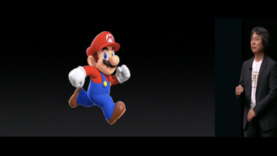 Photo of Apple Keynote Announces Super Mario Run for iPhone!