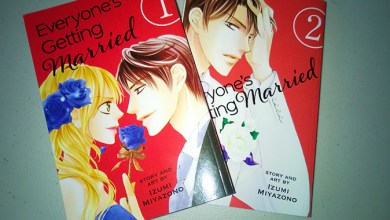 Photo of Manga Review | Everyone's Getting Married