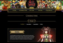 Photo of NIS America Released More Information About GOD WARS Future Past