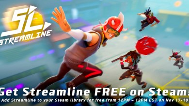 Photo of Get Streamline | Free On Steam For 24 hours from November 17th