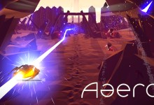 Photo of AAERO Released for Xbox One, PS4 and STEAM