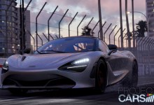 Photo of Project CARS 2 Unleashes the McLaren 720s on the Streets of Long Beach