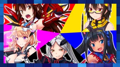 Photo of Drive Girls Announced For NA PS Vitas