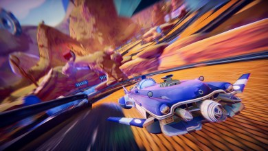 Photo of Trailblazers – Splatoon Meets F-Zero Is That You?