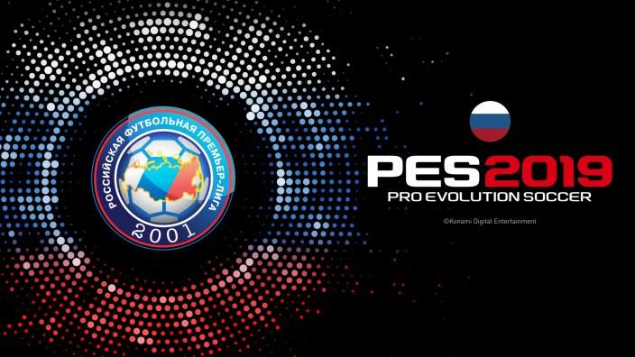 PES 2019 Russia Premiere League
