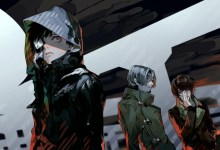 Photo of VIZ Media To Release Tokyo Ghoul Box Set This Month