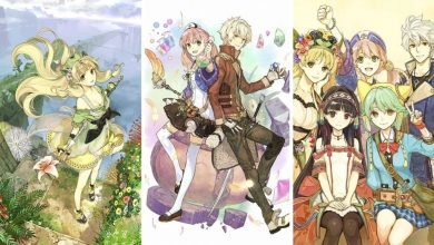 Photo of Atelier Dusk Trilogy Launches Next Month