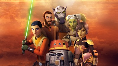 Photo of Yen Press Announce Star Wars Rebels Manga