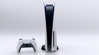 Photo of PS5 Console Reveal