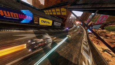 Photo of PACER Takes The F-Zero Formula Online