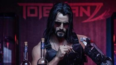 Photo of More Cyberpunk 2077 Keanu Reeves