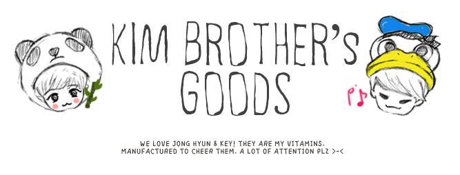 KIM BROTHER'S GOODS
