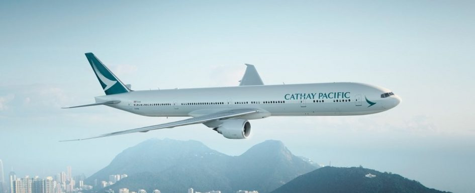Life Well Traveled on Cathay Pacific - SimplyBusinessClass