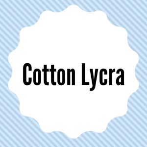 Cotton Lycra