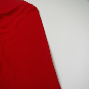Tomato Red Cotton Lycra