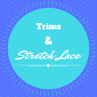 Trims & Stretch Lace