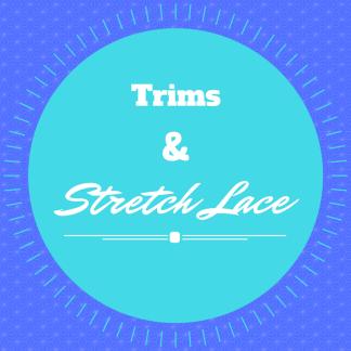 Trims & Stretch Lace
