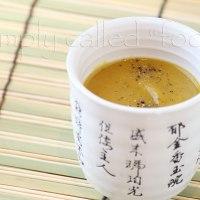 Soup of the week: Coconut pumpkin cream soup