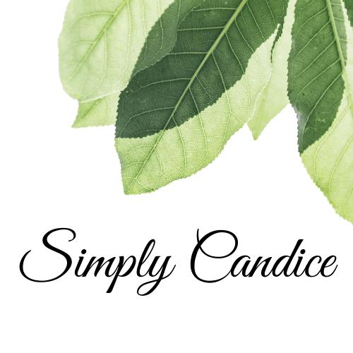 simple candice logo