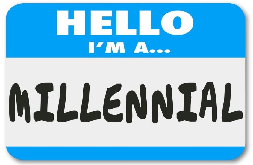 Being a millennial