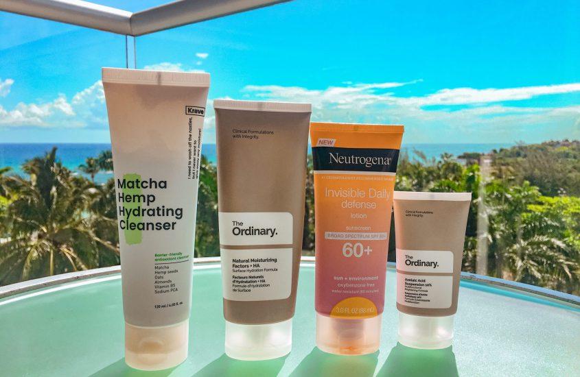 Krave Beauty Matcha Hemp Hydrating Cleanser Review