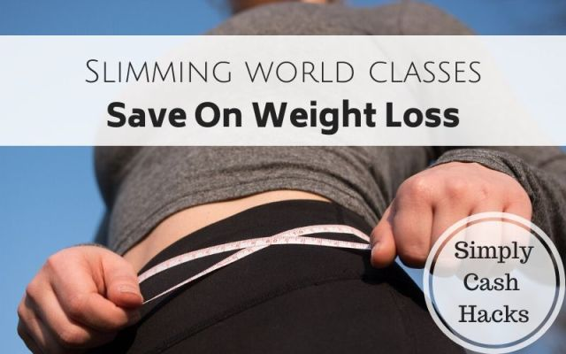 Slimming World Classes: Save On Weight Loss
