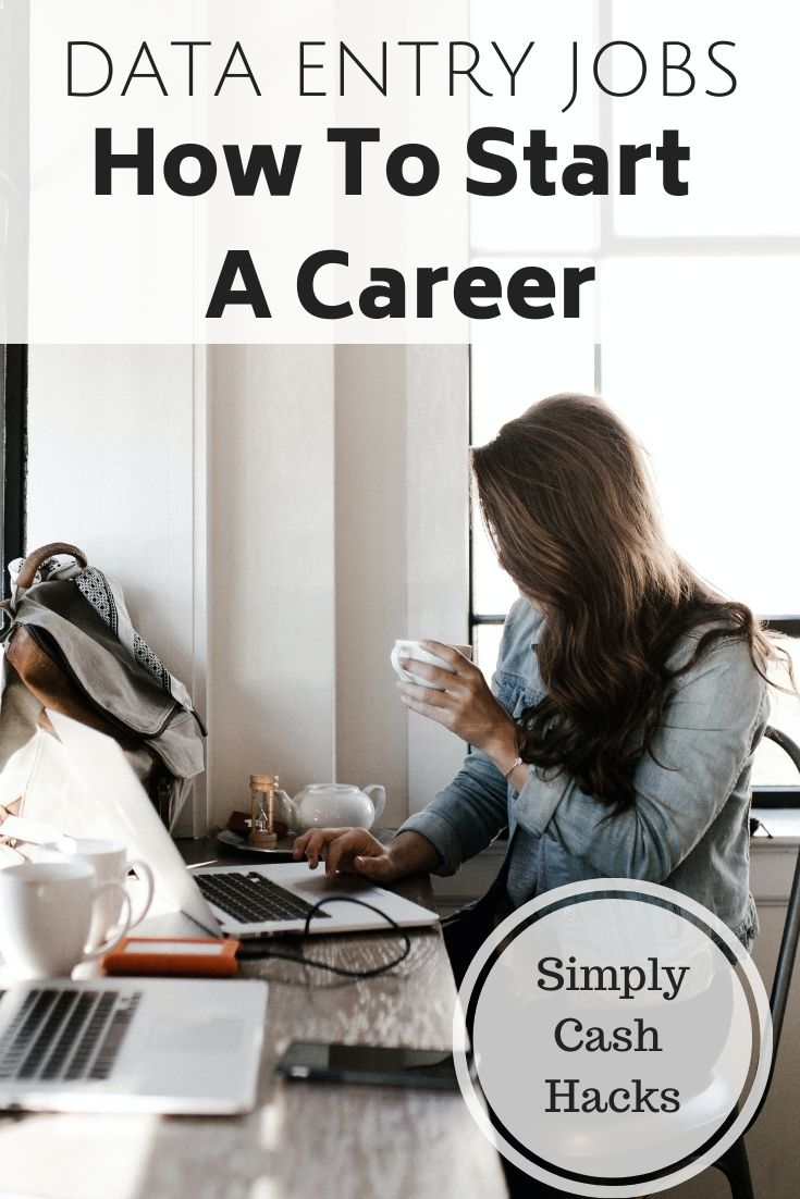 Data Entry Jobs: How To Start A Career