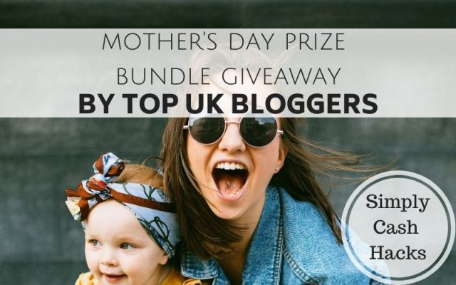 Mother's Day 2021 Prize Bundle Giveaway